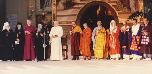 Vatican II and Assisi Apostasy John Paul II