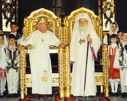Vatican II - John Paul II Teoctist