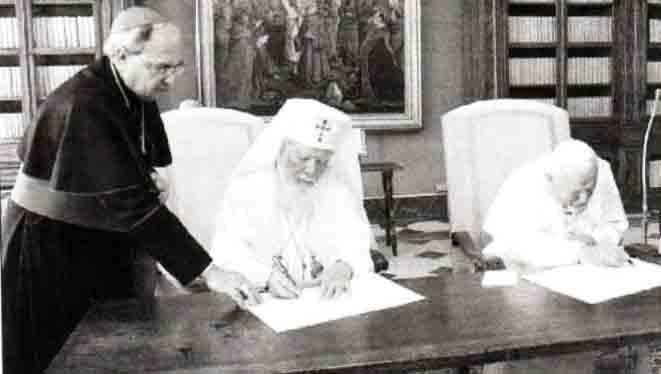 Vatican II on Eastern