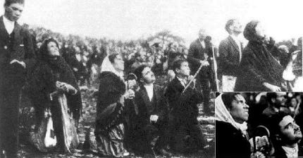 Third Secret of Fatima and Miracle of the Sun