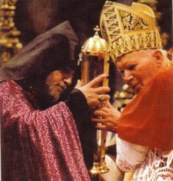 Anti-Pope John Paul II Eastern 'Orthodox'