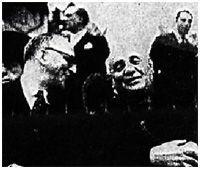 Anti-Pope John XXIII with Bogomolov