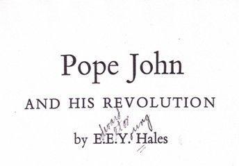 Anti Pope John XXIII's Revolution
