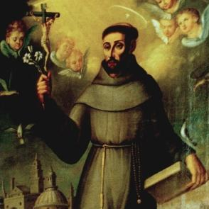 St. Francis Solanus