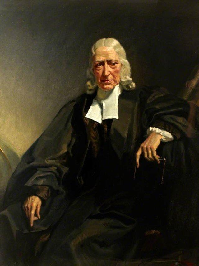 John Wesley founded Methodism