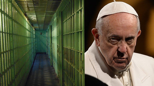 Anti-Pope Francis rejects the Death Penalty - Heresy December 2018