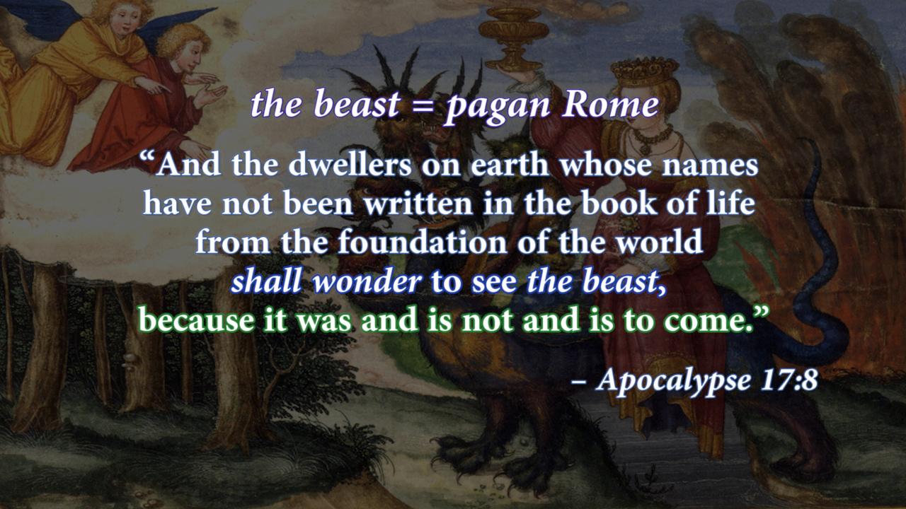 beast-is-pagan-rome