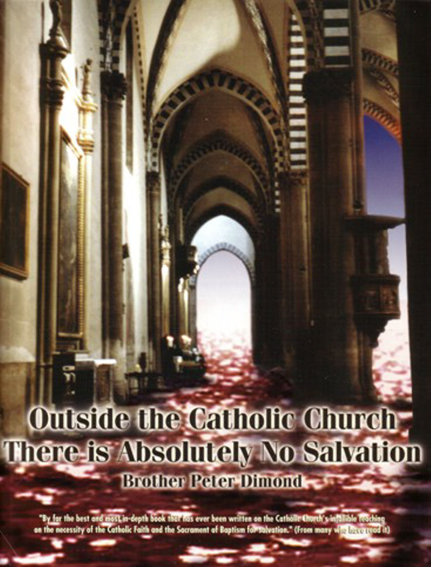 Outside The Church There Is No Salvation