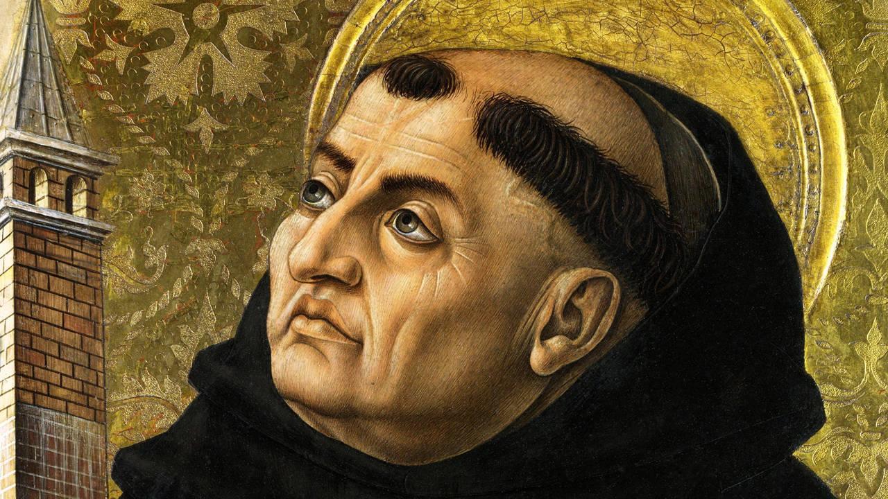 Saint Thomas Aquinas Summa Theoligae