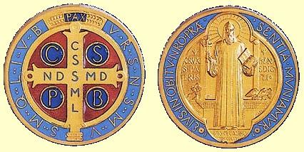 st_benedict_medal