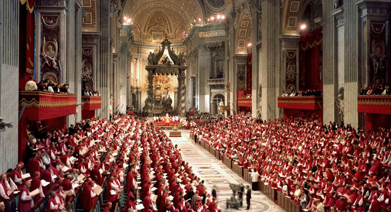 Description: Heresies in Vatican